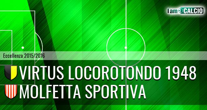 Virtus Locorotondo 1948 - Molfetta Sportiva