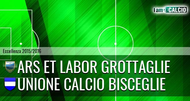 Ars et Labor Grottaglie - Unione Calcio Bisceglie
