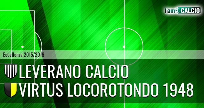 Leverano Calcio - Virtus Locorotondo 1948