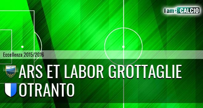 Ars et Labor Grottaglie - Otranto