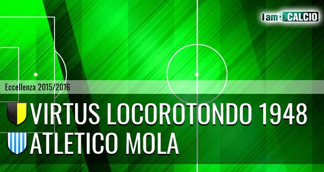 Virtus Locorotondo 1948 - Atletico Mola