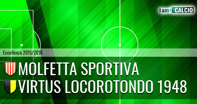 Molfetta Sportiva - Virtus Locorotondo 1948