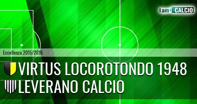 Virtus Locorotondo 1948 - Leverano Calcio