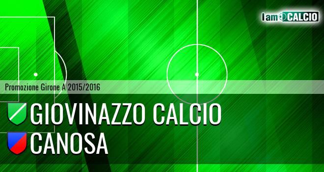 Giovinazzo Calcio - Canosa