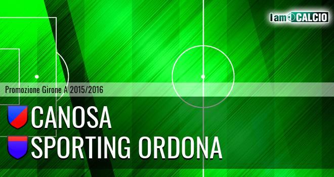 Canosa - Sporting Ordona