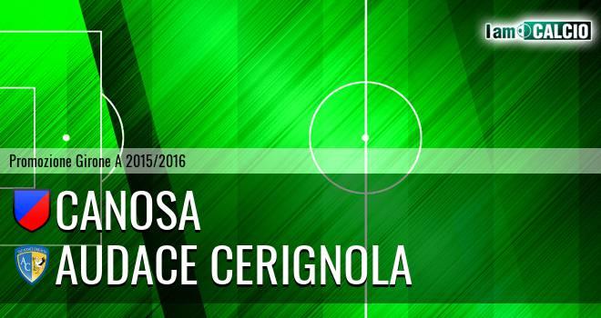 Canosa - Audace Cerignola