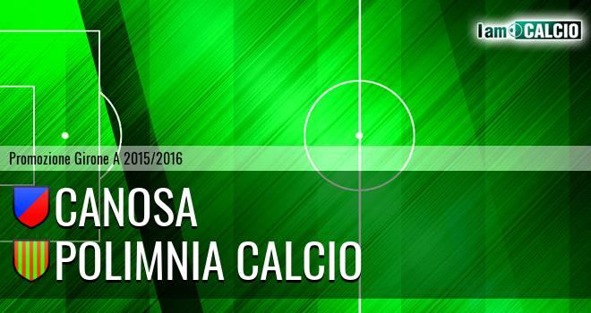 Canosa - Polimnia Calcio