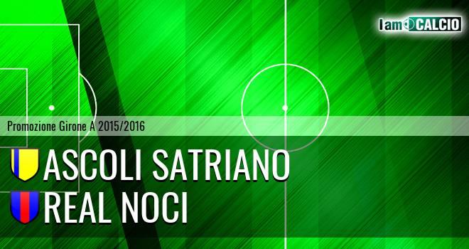 Ascoli Satriano - Real Noci