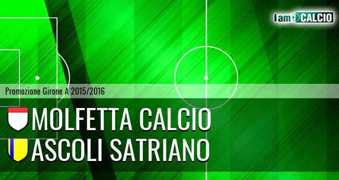 Molfetta Calcio - Ascoli Satriano