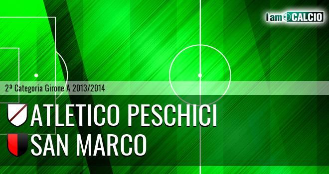 Atletico Peschici - San Marco