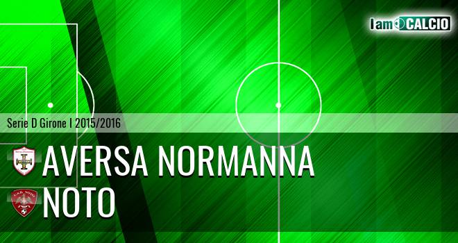 Aversa Normanna - Noto