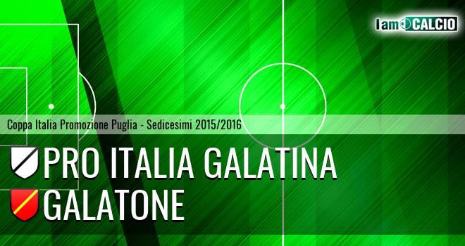 Pro Italia Galatina - Galatone
