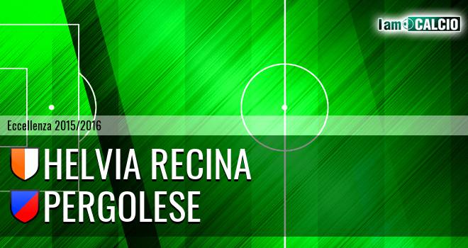 Helvia Recina - Pergolese