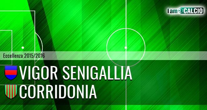 Vigor Senigallia - Corridonia