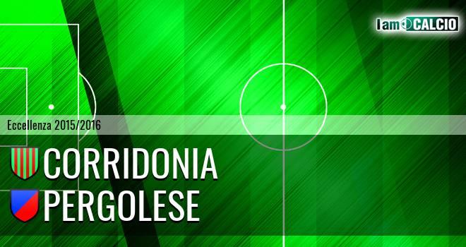Corridonia - Pergolese