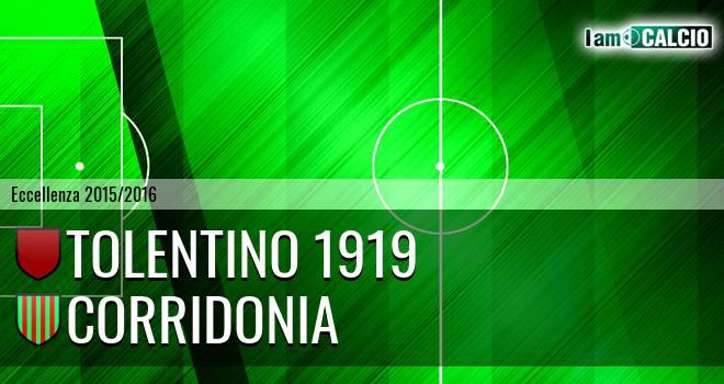 Tolentino 1919 - Corridonia