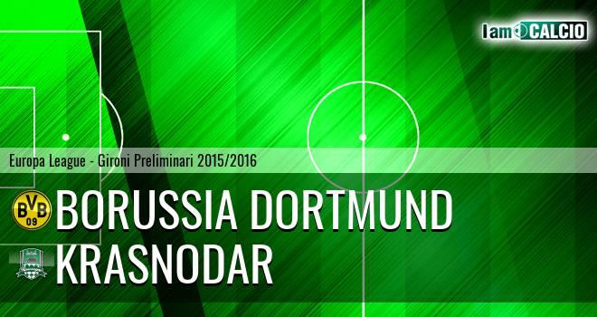 Borussia Dortmund - Krasnodar
