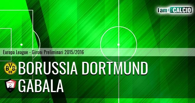 Borussia Dortmund - Gabala