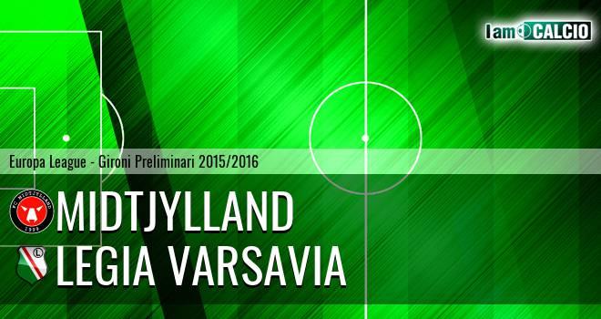 Midtjylland - Legia Varsavia