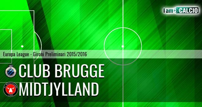 Club Bruges - Midtjylland