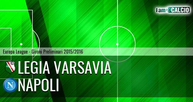 Legia Varsavia - Napoli