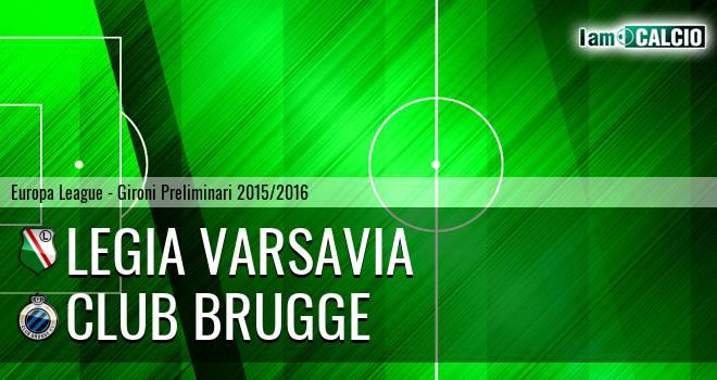 Legia Varsavia - Club Bruges