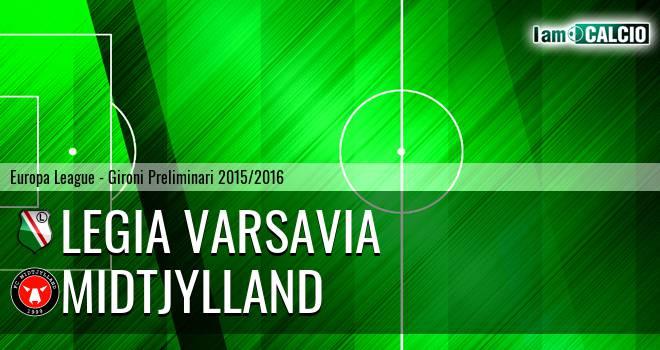 Legia Varsavia - Midtjylland