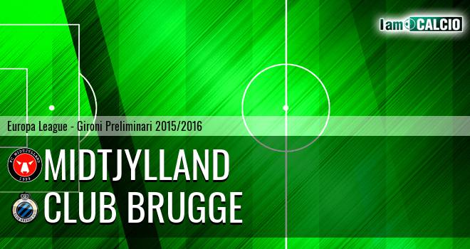 Midtjylland - Club Brugge
