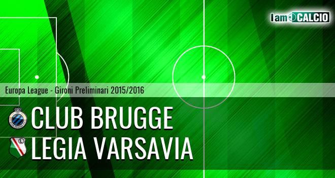 Club Bruges - Legia Varsavia