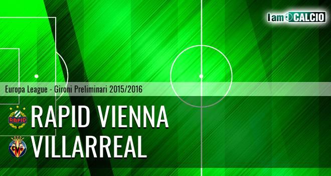 Rapid Vienna - Villarreal