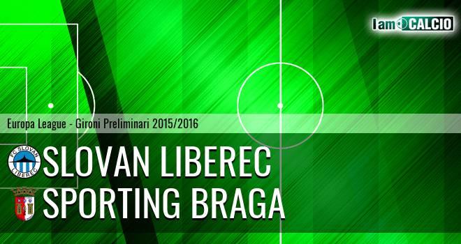 Slovan Liberec - Sporting Braga