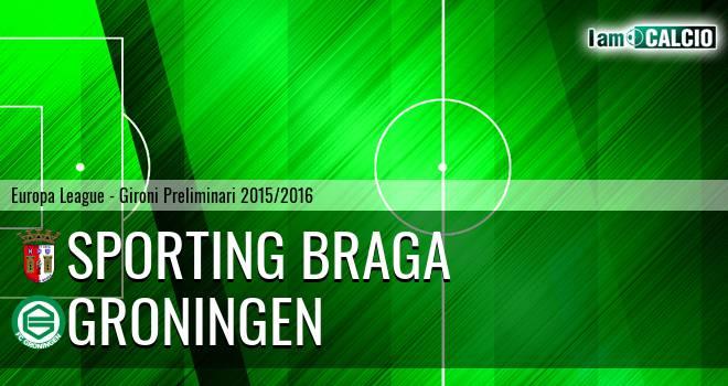 Sporting Braga - Groningen