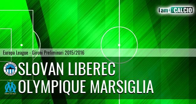 Slovan Liberec - Olympique Marsiglia