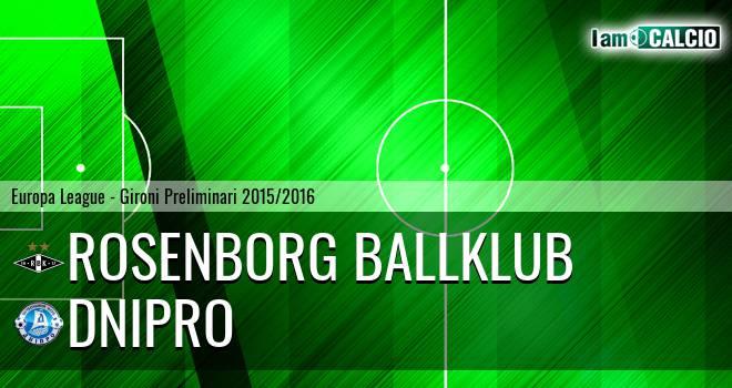 Rosenborg Ballklub - Dnipro