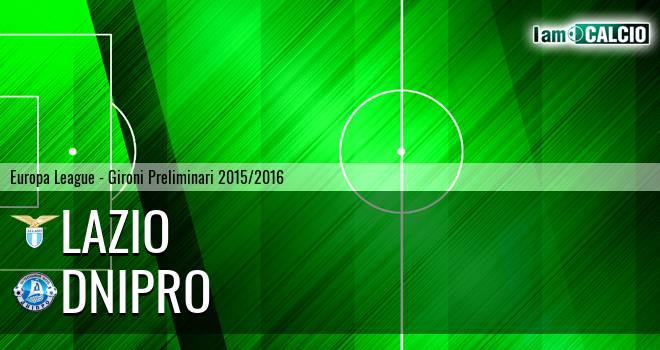 Lazio - Dnipro