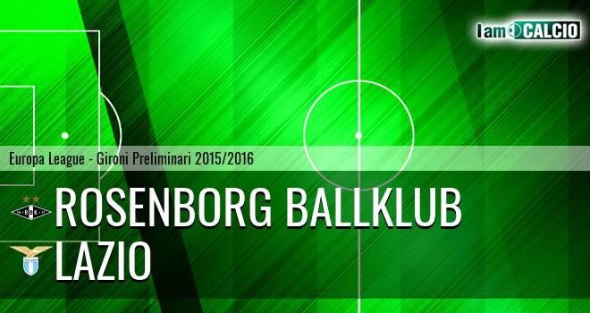Rosenborg Ballklub - Lazio