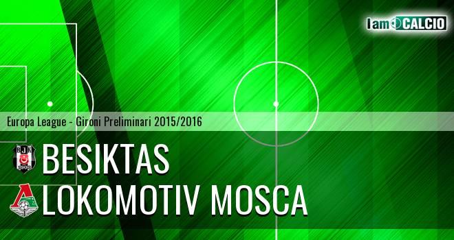 Besiktas - Lokomotiv Mosca
