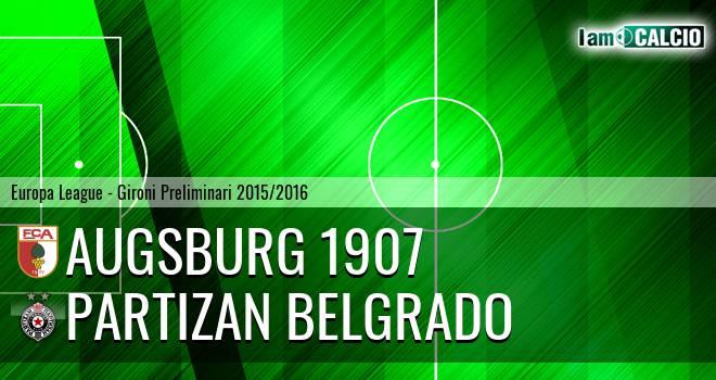 Augsburg - Partizan Belgrado