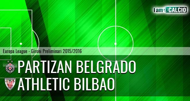 Partizan Belgrado - Athletic Bilbao
