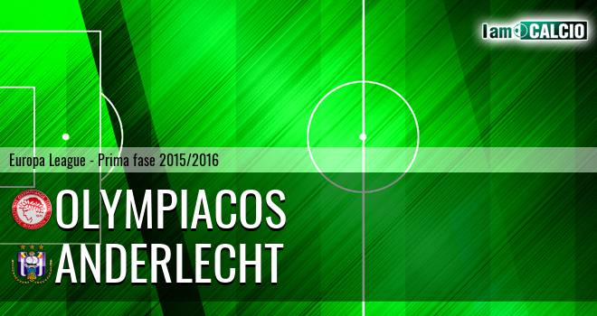 Olympiacos - Anderlecht