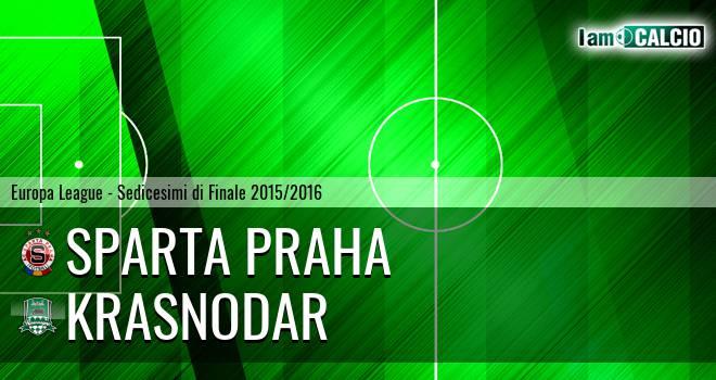Sparta Praga - Krasnodar