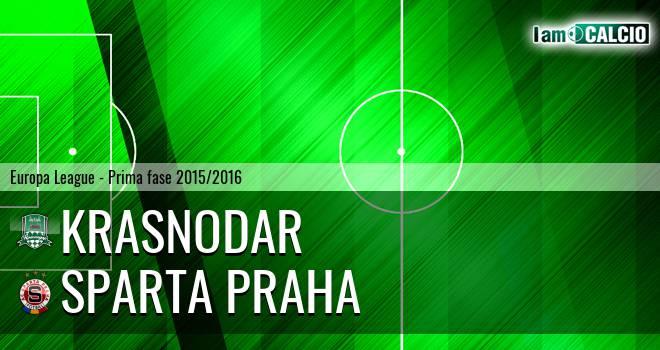 Krasnodar - Sparta Praga