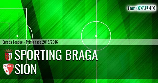 Sporting Braga - Sion