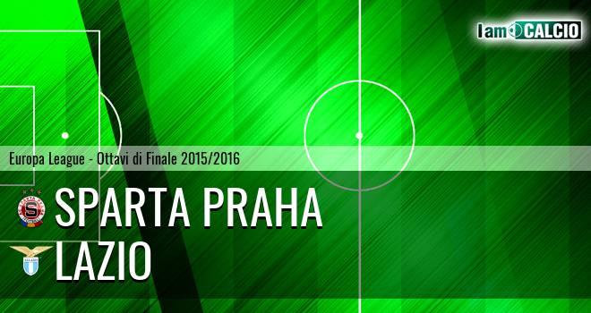 Sparta Praga - Lazio