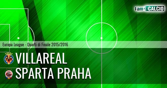 Villarreal - Sparta Praga