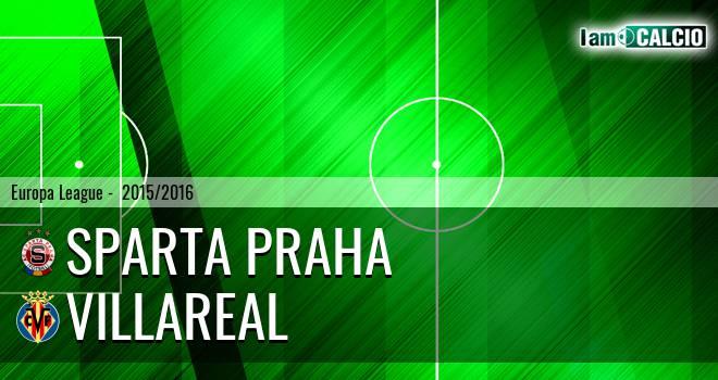 Sparta Praga - Villarreal