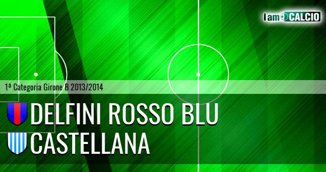 Delfini Rosso Blu - Castellana