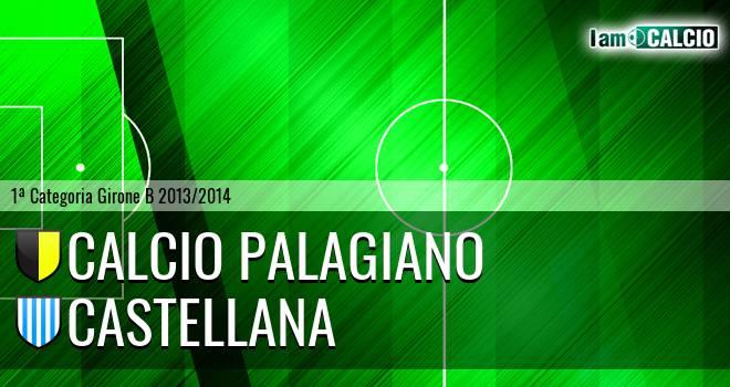 Calcio Palagiano - Castellana