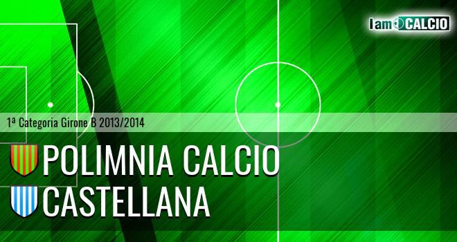 Polimnia Calcio - Castellana