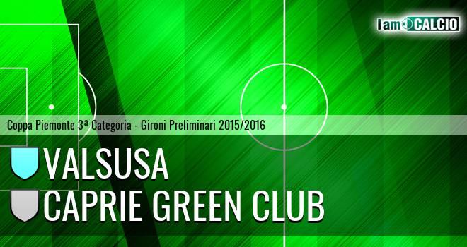 Valsusa - Caprie Green Club